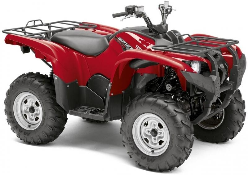 Квадроцикл Yamaha Grizzly 550 EPS